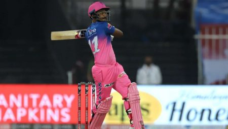 """Sanju Samson says """"I am not going to think if I get out what's going to happen"""" in Indian Premier League: IPL 2021"""