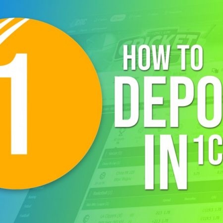 How to deposit in 1CRIC follow the simple tips to make a deposit easily