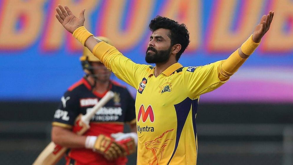 Ravindra Jadeja said MS Dhoni is an amazing influence in his career: Indian Premier League 21