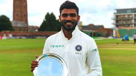 Srikar Bharat has termed the No. 3 position as a beautiful spot to bat: IPL 2021