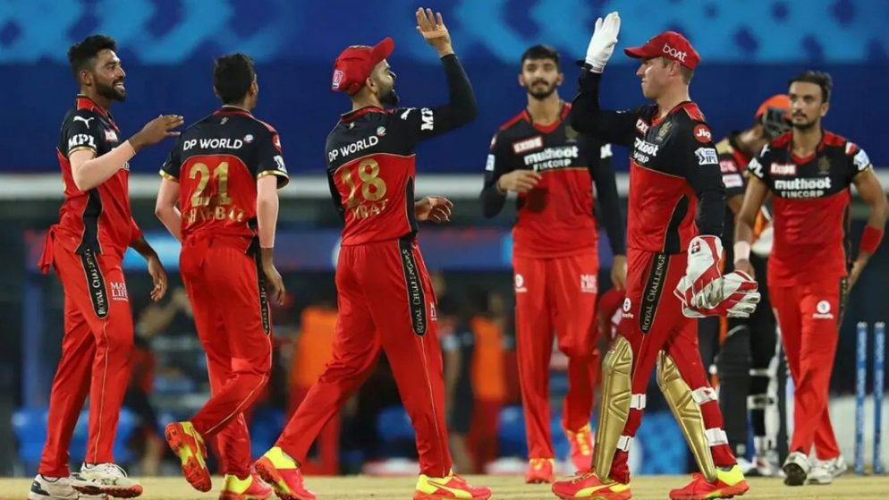Prediction for Royal Challengers Bangalore's playing XI in the Indian Premier League: IPL 2021