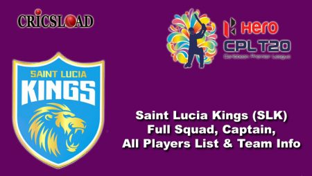 St Lucia Kings repeat victory against St Kitts and Nevis Patriots in Caribbean Premier League: CPL 2021