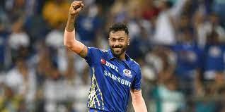 "Hardik Pandya says ""You need to feel like a boss"" in the Indian Premier League: IPL 21"
