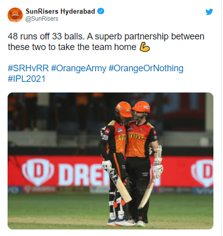 """Aakash Chopra says """"We will not see David Warner in Sunrisers Hyderabad colors anymore"""" in IPL 2021"""