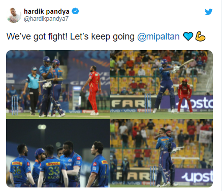 """Hardik Pandya says """"It changed things for me actually"""" in the Indian Premier League: IPL 2021"""