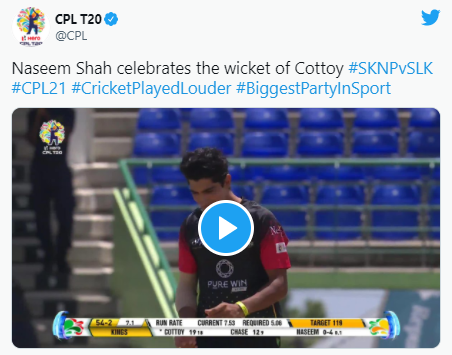 St. Kitts and Nevis Patriots and the Jamaica Tallawahs winner prediction in Caribbean Premier League: CPL 2021