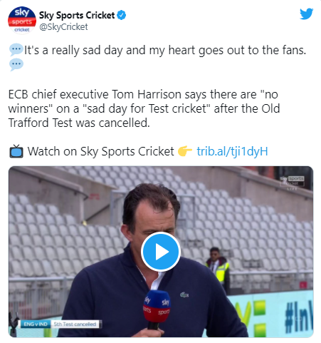 """Nasser Hussain says """"this is about the IPL but I have a lot of sympathy with Indian players"""" in Indian Premier League: IPL 2021"""
