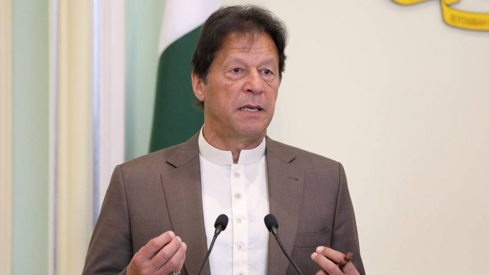 """Imran Khan encourage the Pakistan players to play like """"cornered tigers"""" in T20 World Cup"""