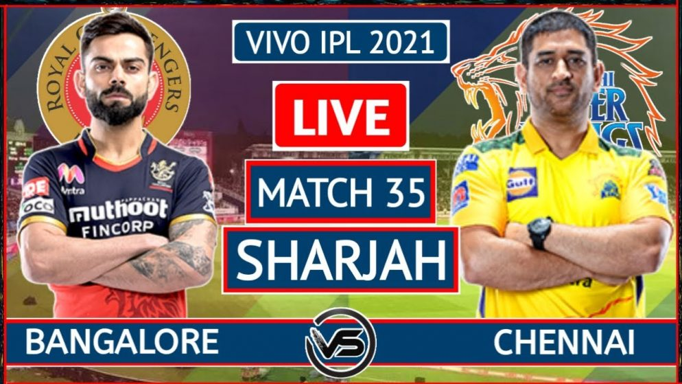 Chennai Super Kings win over Royal Challengers Bangalore in the Indian Premier League: IPL 21