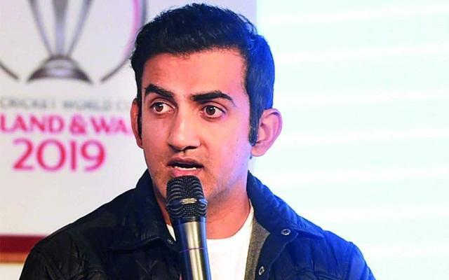 """Gautam Gambhir says """"Rayudu has been the player of the franchise"""" in IPL 2021"""