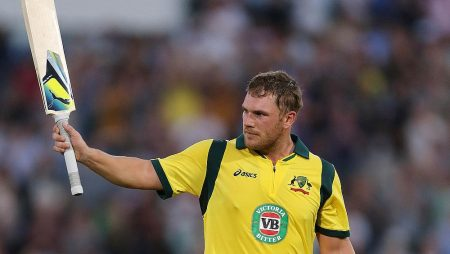 Aaron Finch is supporting Cricket Australia's position on the Afghanistan Test: T20 World Cup