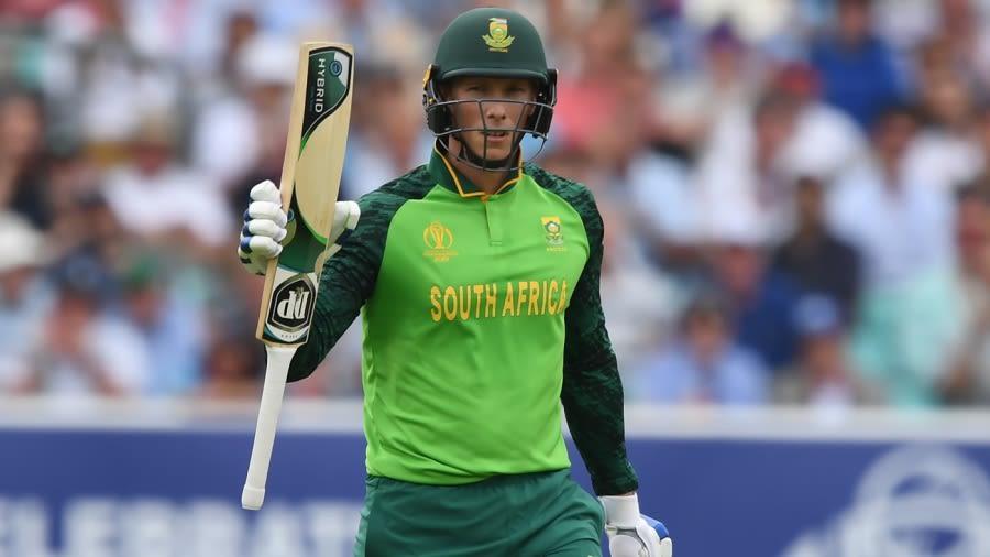 """Aakash Chopra on Rassie van der Dussen """"No one had an idea where to bowl"""" in T20 World Cup 2021"""
