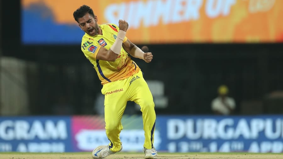 """Deepak Chahar says """"I took the experience from last year when we played in the UAE"""" in IPL 2021"""