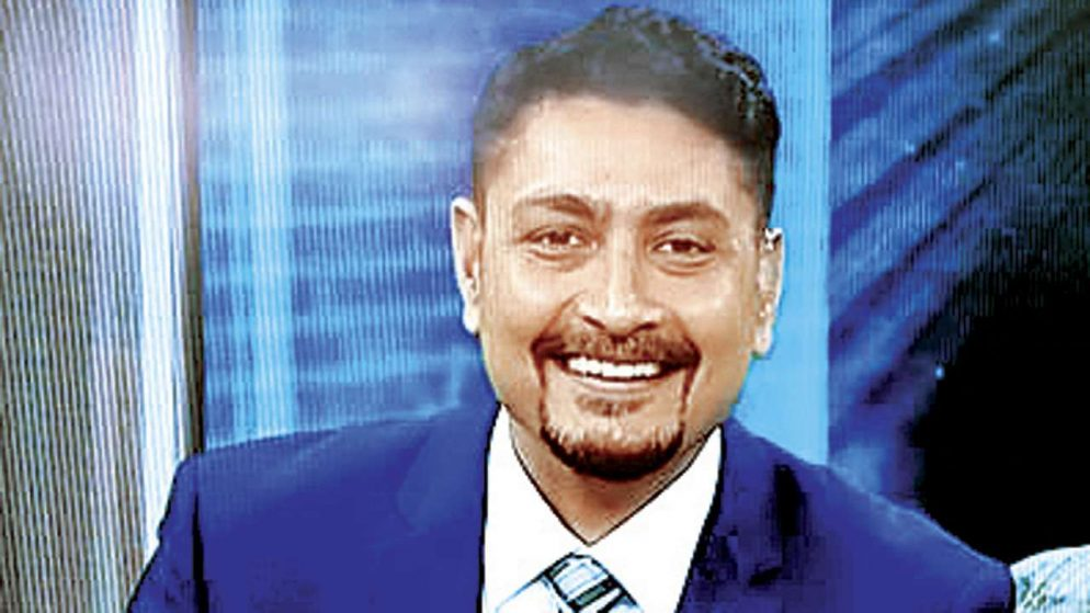 """Deep Dasgupta says """"I'm disappointed to see the words that have been used in this saga"""" in IPL 2021"""