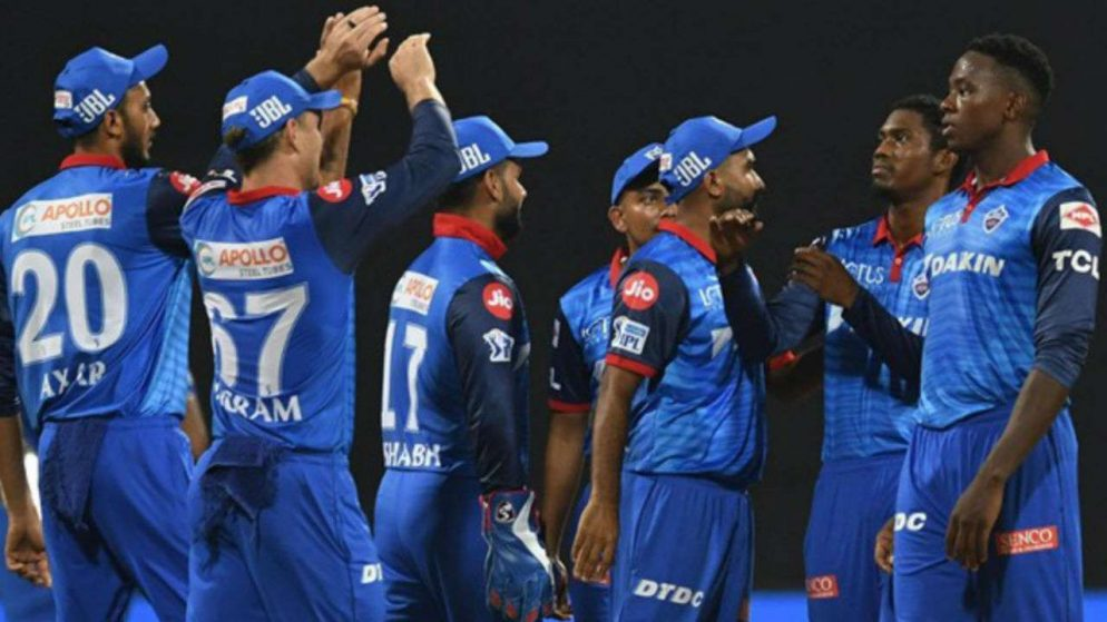 Delhi Capitals wear a special sports jersey for their clash against Mumbai Indians: Indian Premier League 2021