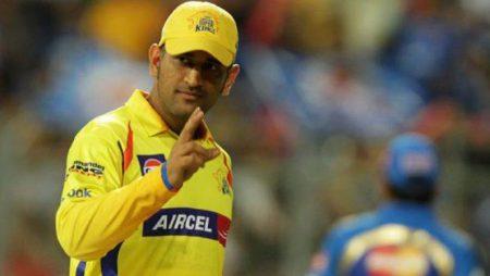 Deep Dasgupta believes MS Dhoni's main role in the Chennai Super Kings: IPL 2021