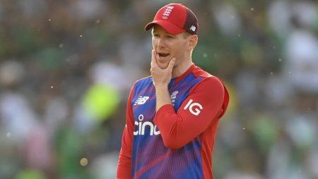 "Aakash Chopra says ""Eoin Morgan's bat should do the talking"" in IPL 2021"
