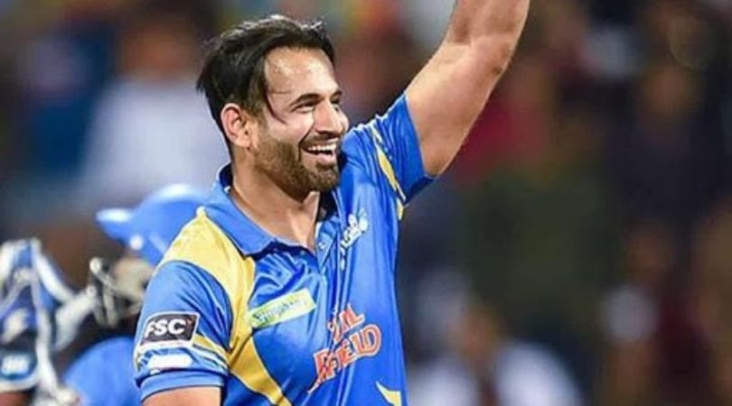"""Irfan Pathan says """"It is very disappointing to see him bat like that"""" on MS Dhoni in IPL 2021"""