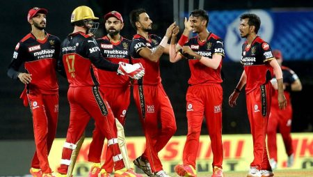 Royal Challengers Bangalore's Top 3 best performers in IPL 2021