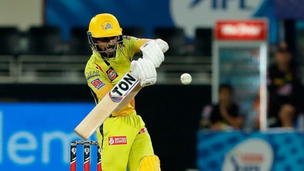 """Ruturaj Gaikwad says """"You have to be crystal clear"""" in IPL 2021"""