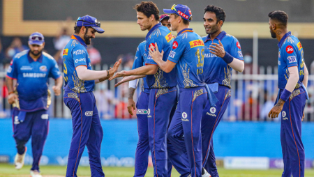 """Michael Vaughan says """"It will be difficult for Mumbai Indians to qualify"""" in the Indian Premier League: IPL 2021"""