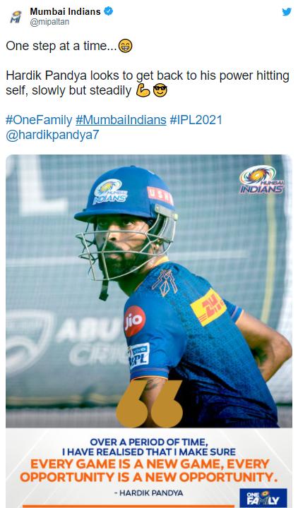 """Ravi Shastri says """"Hardik Pandya can string 4-5 match-winning scores"""" in IPL 2021"""