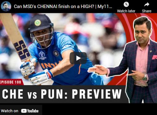 Aakash Chopra talks about Chennai Super Kings in IPL 2021