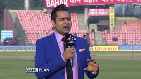 "Aakash Chopra says ""Every year you say 'Ee Sala Cup Namde' and then say 'Yeh Saal Bhi Rahan De'"" in IPL 2021"
