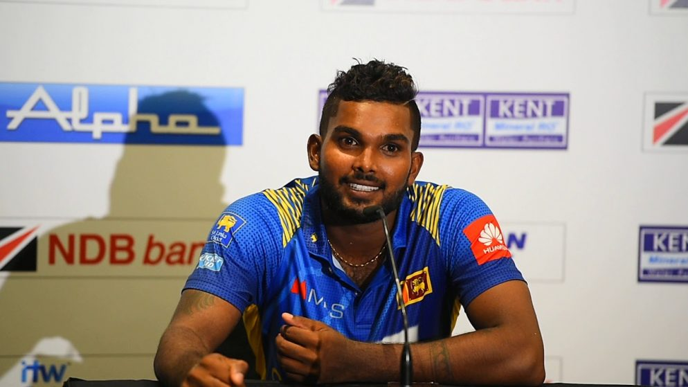 """Wanindu Hasaranga says """"This is probably the year we win it all"""" in IPL 2021"""