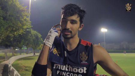 "Aakash Chopra on RCB ""We have not seen Devdutt Padikkal's captaincy"" in IPL 2021"