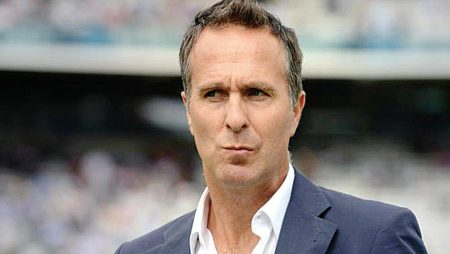 """Michael Vaughan says """"Brilliant at talking but not very good at playing the game"""" in IPL 2021"""