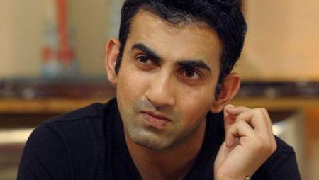 "Gautam Gambhir says ""He needs to bat to be a threat"" in IPL 2021"