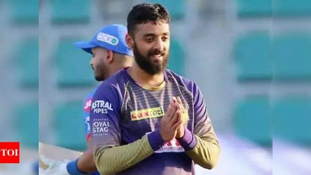 """Deep Dasgupta says """"My number one spinner is Varun Chakravarthy"""" for T20 World Cup"""