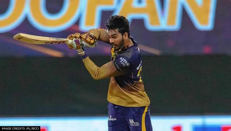 """Venkatesh Iyer says """"Couldn't control my emotions and hugged him"""" in IPL 2021"""