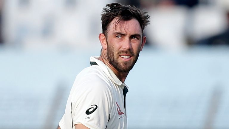 """Glenn Maxwell says """"Some of the garbage that has been following on social media is absolutely disgusting!"""" in IPL 2021"""