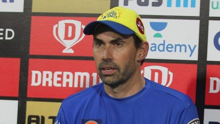 """Stephen Fleming defends MS Dhoni """"It was no lack of intent"""" in IPL 2021"""