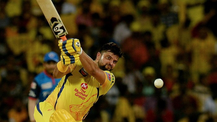 """Suresh Raina praises MS Dhoni says """"What a finish it was"""" in IPL 2021"""