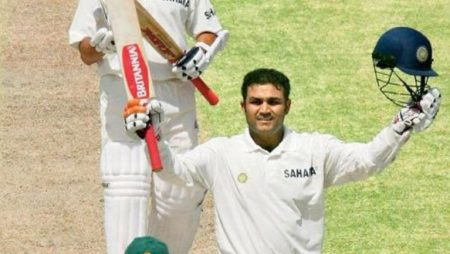 "Virender Sehwag trolls ""I fell asleep in the last four overs"" in IPL 2021"
